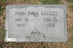 John Dave Cauley