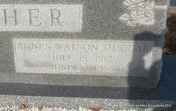 Agnes Watson <I>Duggar</I> Dasher