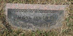 Albina Ann <I>Albrych</I> Speer