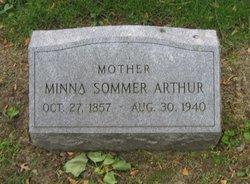 Minna <I>Sommer</I> Arthur