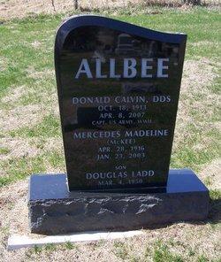 Mercedes Madeline <I>McKee</I> Allbee