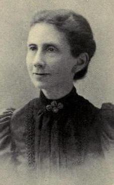 Isabella Burgess <I>Riggs</I> Williams