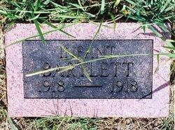Infant Bartlett