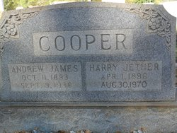 Harry Jether <I>Minor</I> Cooper