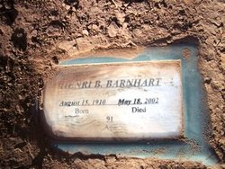 Henri B Barnhart