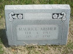 Maurice Absher