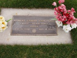 Robert Lamar Langford