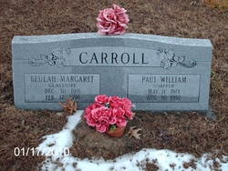 Beulah Margaret <I>Glassmire</I> Carroll