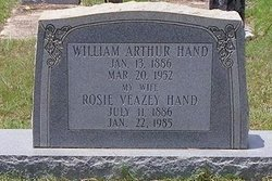 "William Arthur ""Willie"" Hand, Sr"
