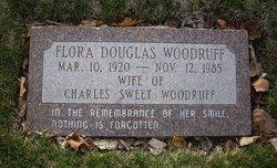 Flora <I>Douglas</I> Woodruff