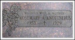 Rosemary Knottnerus