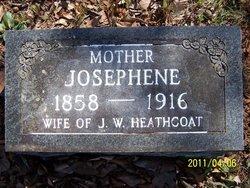 Josephene <I>Norwood</I> Heathcoat