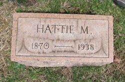 Hattie Maranda <I>McCowan</I> Coffman