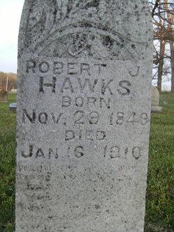 Rev Robert Johnston Hawks