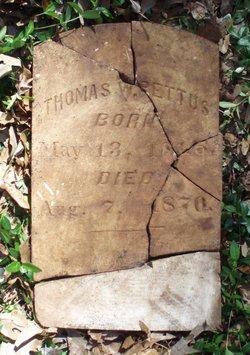 Thomas W Pettus