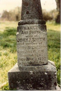 Nancy Ann <I>Burns</I> Smith