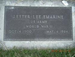 Lester Lee Emarine