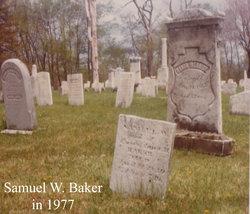 Samuel W Baker