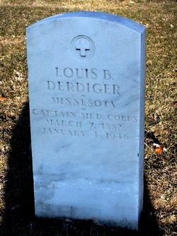 Louis B Derdiger