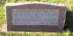 Frances <I>Grover</I> DiPerri