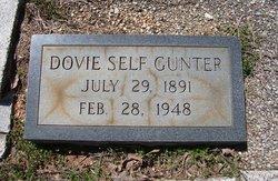 Dovie <I>Self</I> Gunter