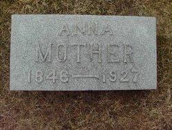 Anna <I>Gerber</I> Bueker