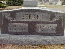 Clara Edna <I>Marti</I> Beeker
