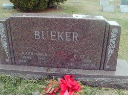 Maude Anna C <I>Wartenberg</I> Bueker