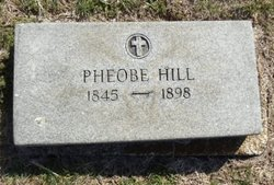 Phoebe <I>Mayer</I> Hill