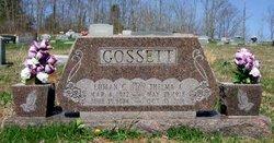"""Edman Cleo """"Ed"""" Gossett"""