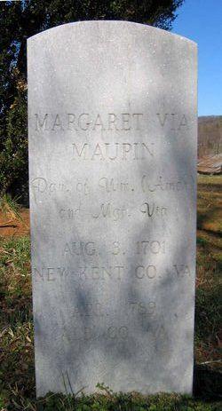 Margaret <I>Via</I> Maupin