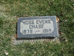 Moss Evan Chase