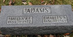 Melva R Adams