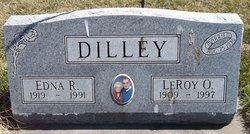 Edna Rosemary <I>Cady</I> Dilley