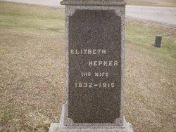 Elizabeth <I>Croyle</I> Hepker