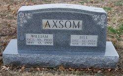 Bill Axsom