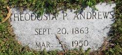 Theodosia <I>Perryman</I> Andrews