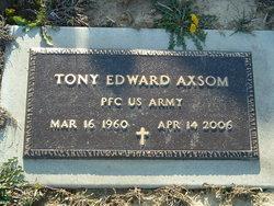 Tony Edward Axsom