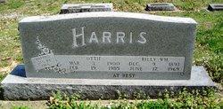 """Othel York """"Ottie"""" <I>Huddleston</I> Harris"""