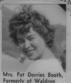 Patsy Ann <I>Dorries</I> Booth