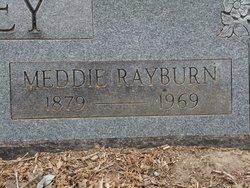 "Medibel ""Meddie"" <I>Rayburn</I> Bartley"