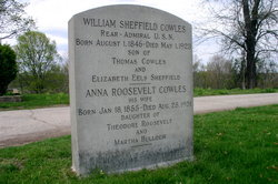 RADM William Sheffield Cowles Sr.