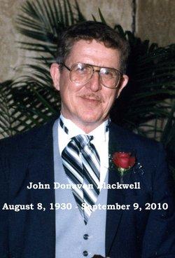 """LTC John Donovan """"Jack"""" Blackwell"""