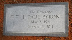 Rev J. Paul Byron