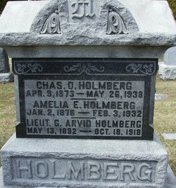 "Karl Otto ""Charles"" Holmberg"