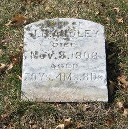 Jane B <I>Capstick</I> Audley