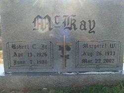 Robert C McKay