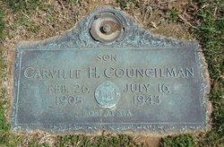 Carville Hurd Councilman