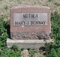 Mary Jane <I>Colt</I> Benway