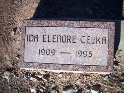 Ida Elenore Cejka